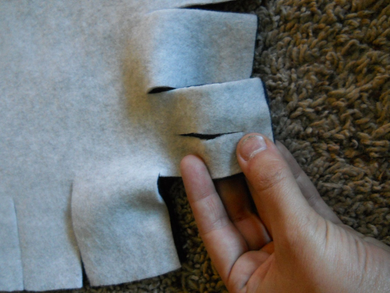 Cut Blanket