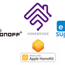 Integrate Sonoff With Home App (Apple IPhone IPad IOS)