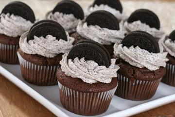Oreo Amazing Cupcake !