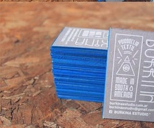 Improving Bussines Cards