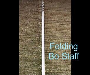 Foldable Bo Staff