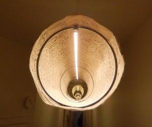 Paper Cylinder Lights