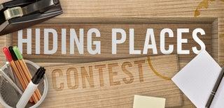 Hiding Places Contest