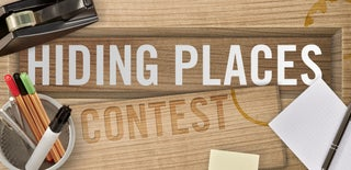 Hiding Places Contest