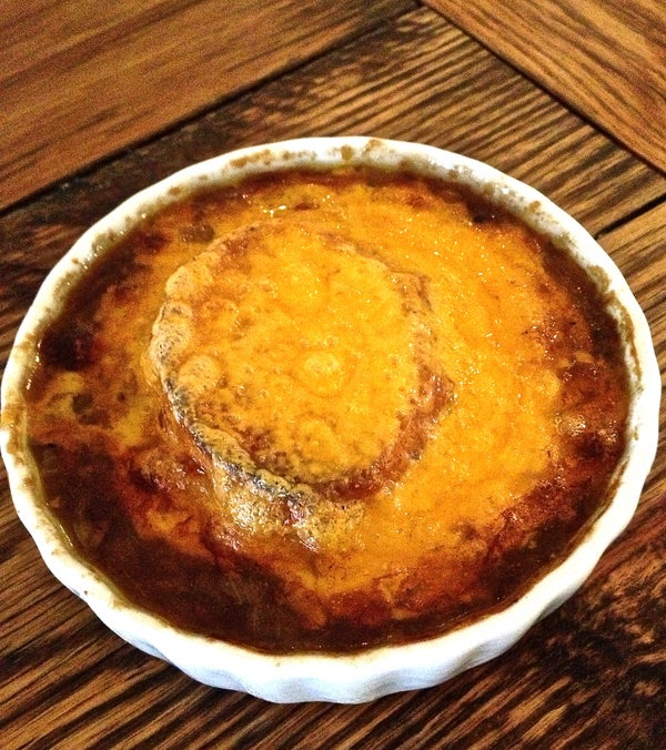 NOT SO QUICK BUT VERY SIMPLE FRENCH ONION SOUP