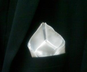 Formal Pocket Kerchief Fold
