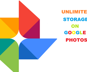 HOW TO GET UNLIMITED STORAGE ON GOOGLE PHOTOS.