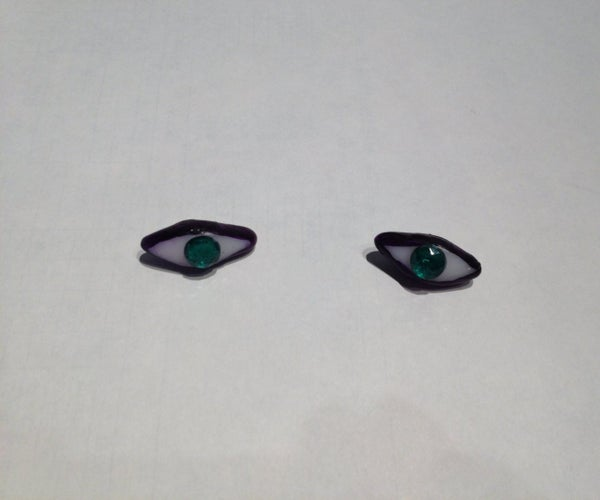 Instamorph Buttons (that Look Like Eyes)