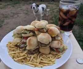 Quarter Dollar Burgers