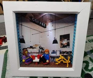 3D Lego Family Portraits