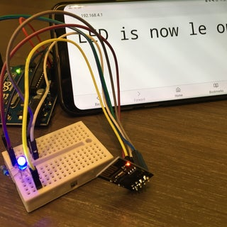 ESP8266 As a Microcontroller