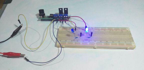 Making Your Own (Seesaw) Double LED Dimmer