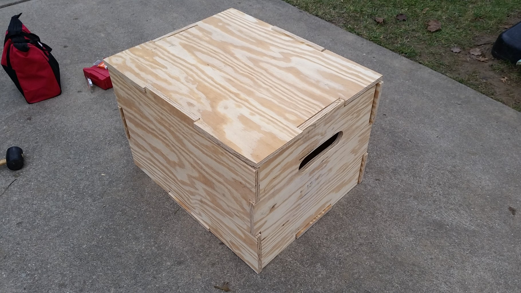 Diy Plyobox for Under $35