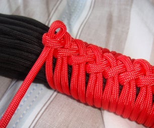 Quick Release Paracord Holder