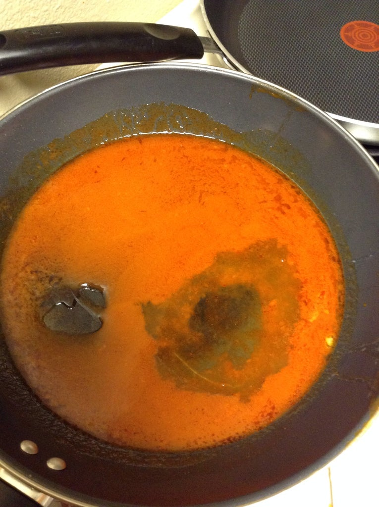 Hot Sauce Preparation