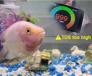 TDS Measuring in Aquarium