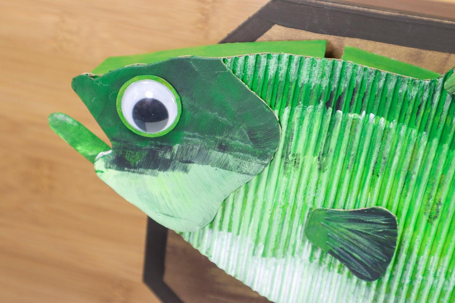 Hang Your Fish and Make Them Dance!