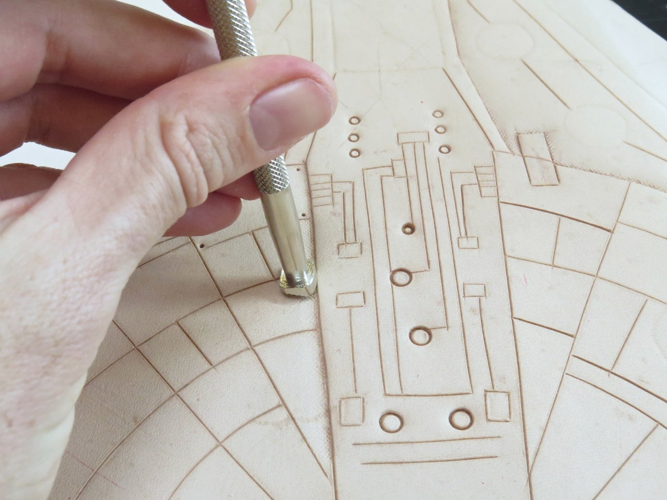 Tooling Part 2: Beveling and Stamping
