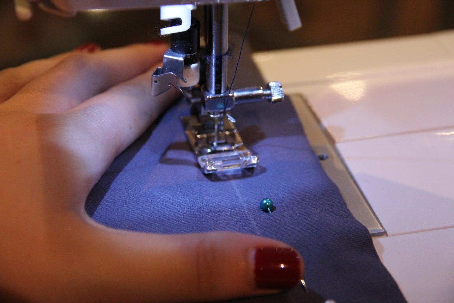 Sew Dress Together