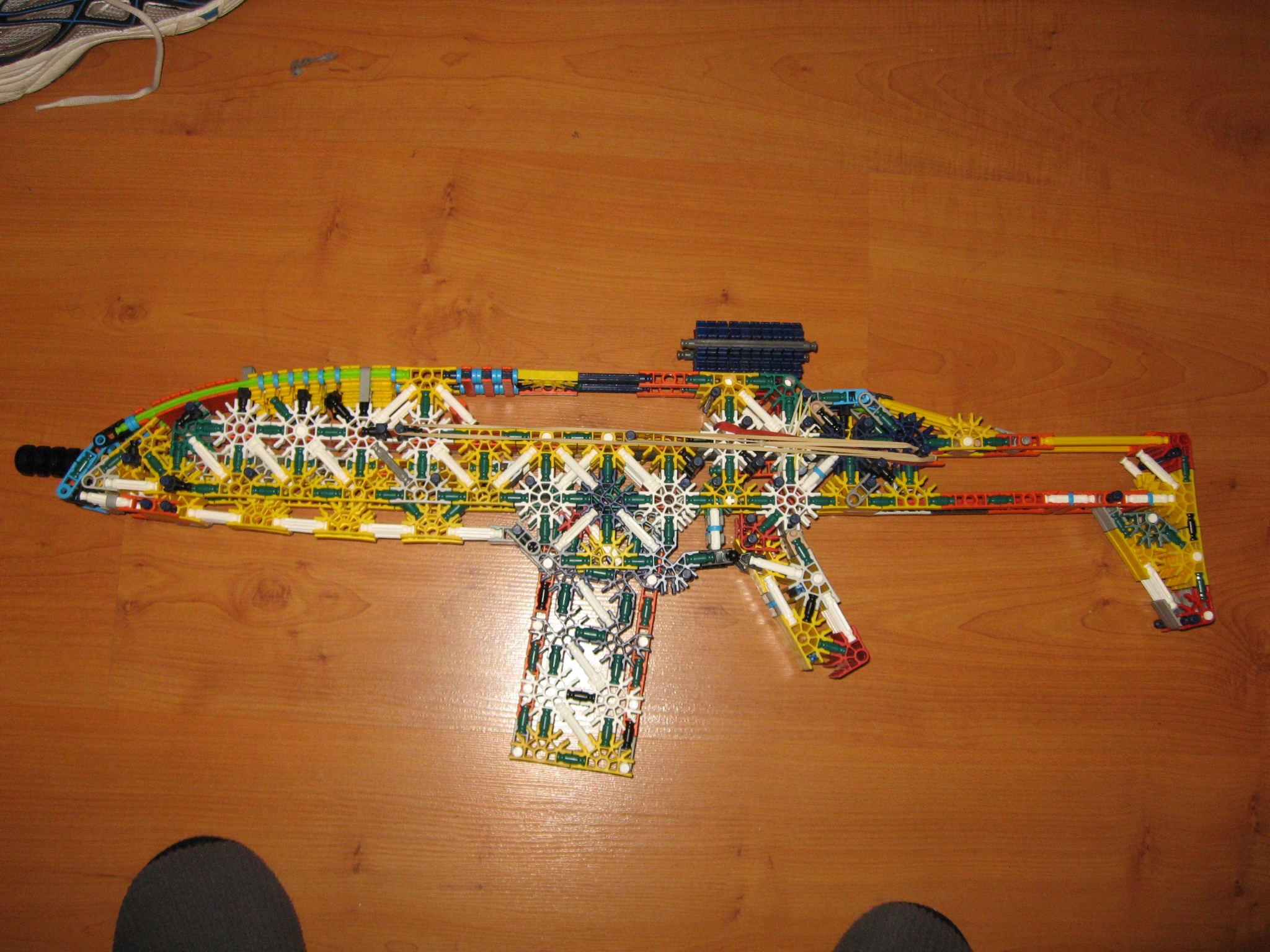 KNEX XM8 Assault Rifle