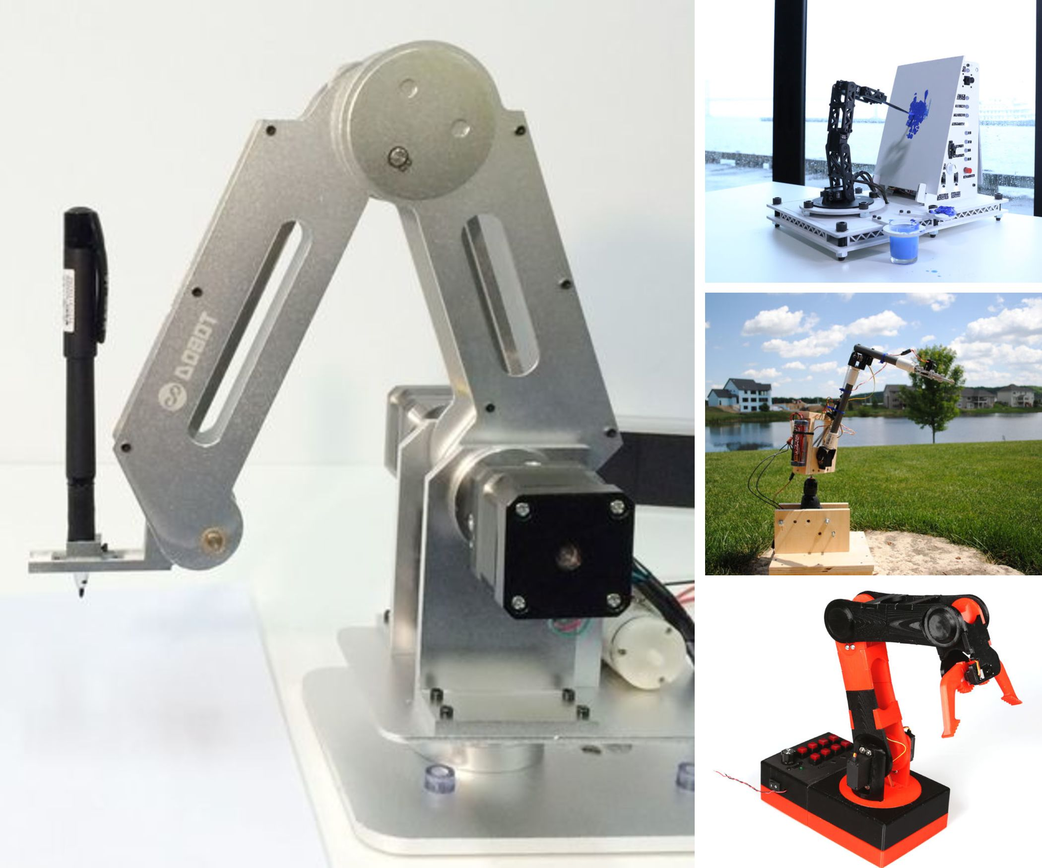 9 Robot Arms You'll Want to High-Five