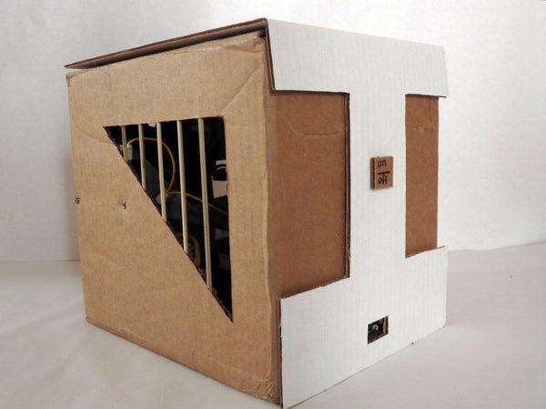 The Cardboard Computer
