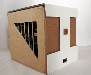 The Cardboard Computer