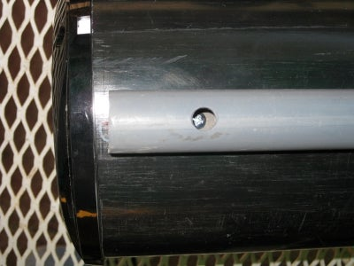 Mount the Conduit Pieces on the Tube