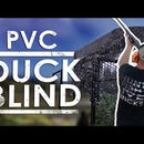 How to Make a Homemade PVC Duck Blind DIY