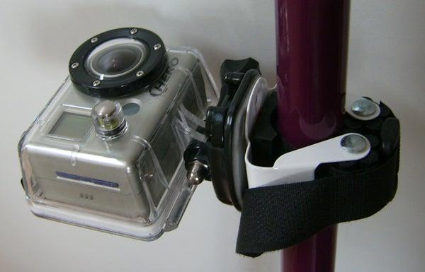 Handlebar Mount for GoPro Camera
