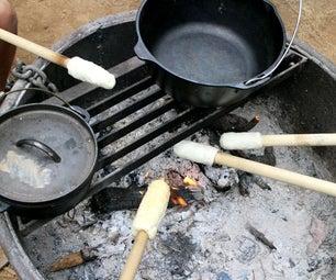 Doughboys Campfire Recipe