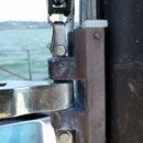 Spinnaker Pole Track Slides