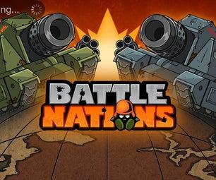 BATTLE NATIONS #1 Levelling Up