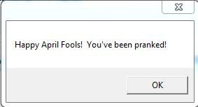 The Annoying Windows Vista and 7 Prank