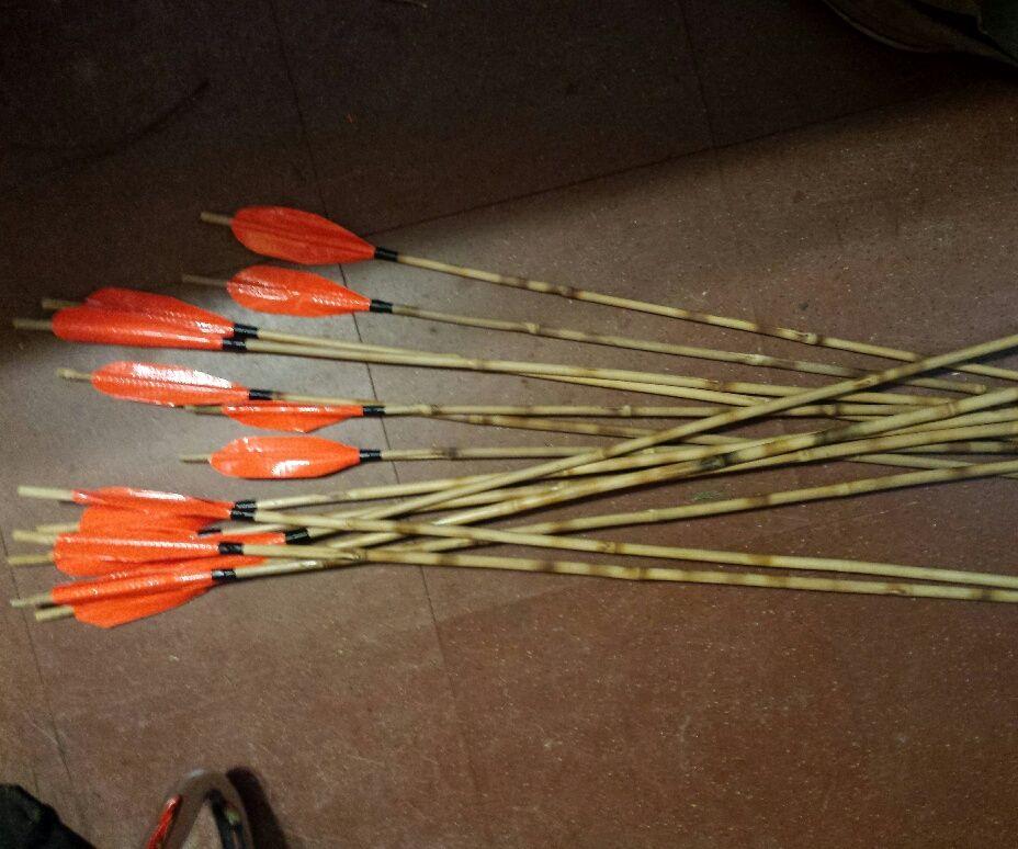 primitive archery