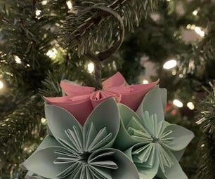 Beautiful Paper Ornaments!