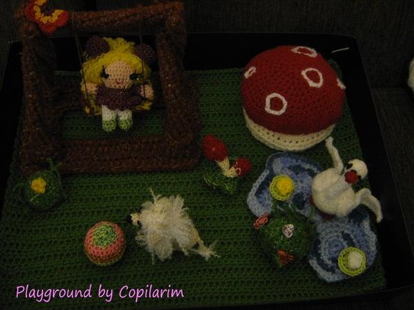 Playground Built With Yarn:)