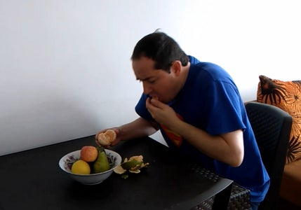 Prank of Tangerine or Spicy Orange