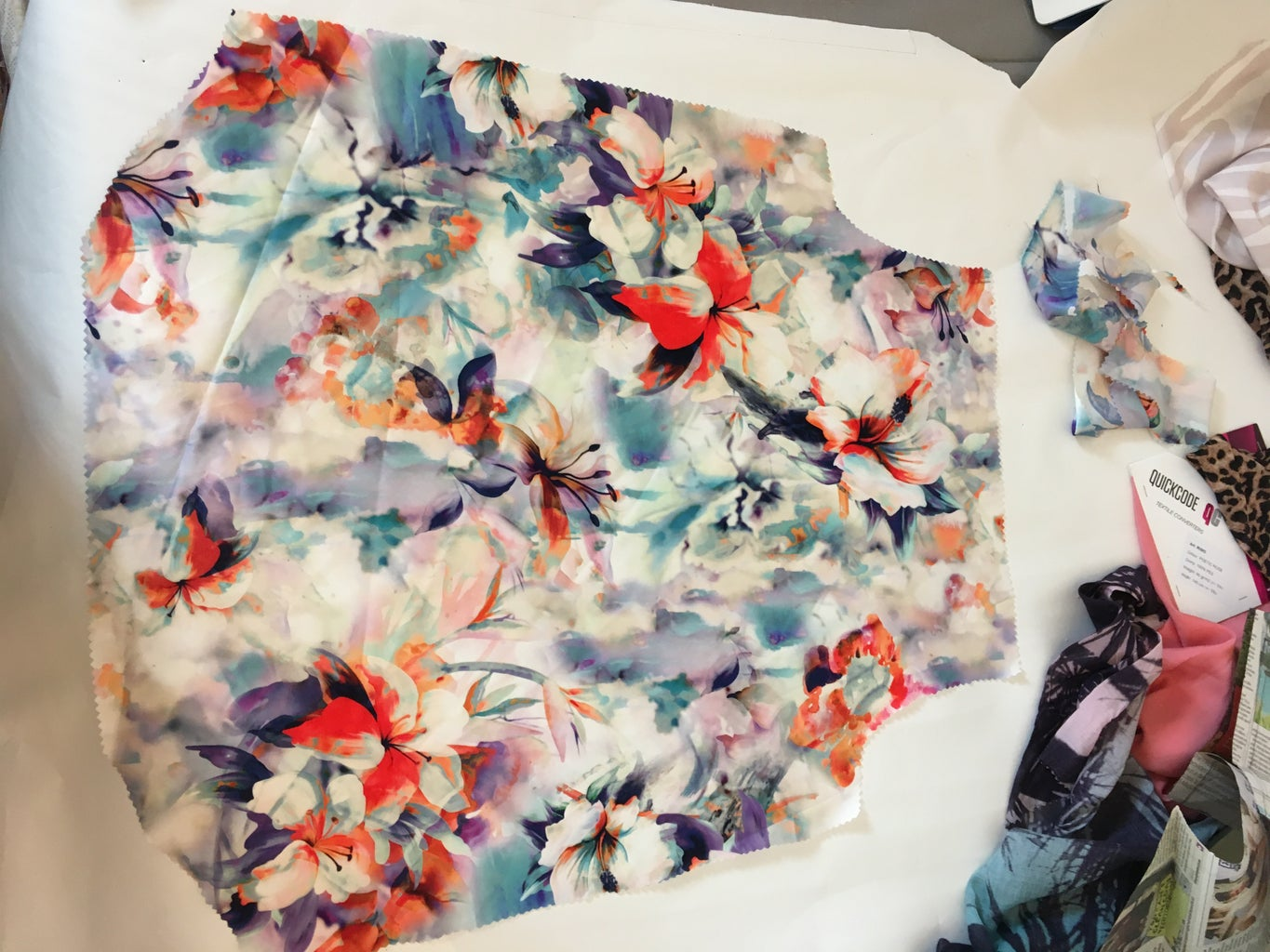 Fabric Choices and Cutting