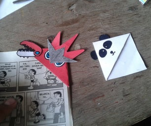 Make Your Own Custom Bookmarks