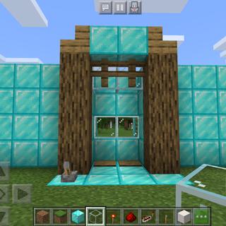 3x2 Locking Piston Door