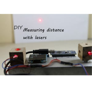 Measuring Distance With Lasers