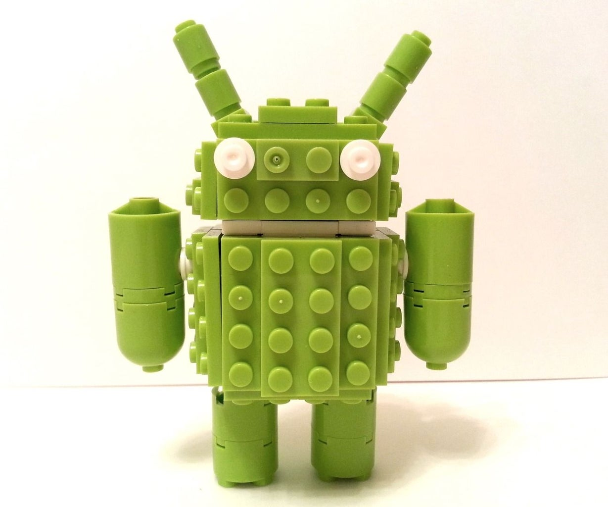 Completed Android Lego Bot