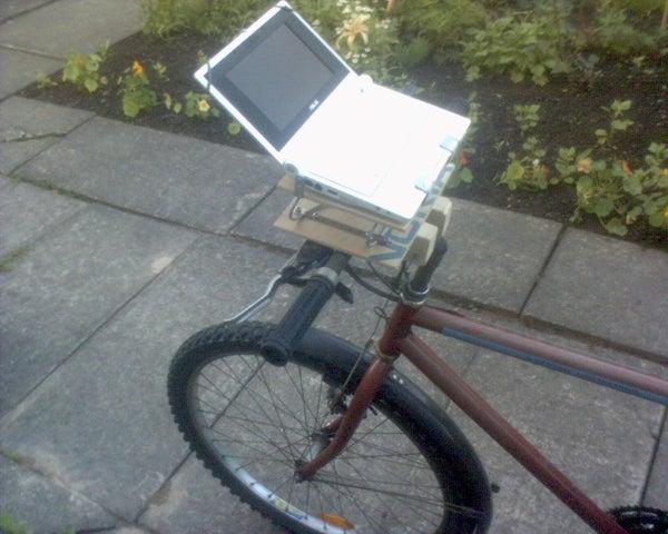 Eeepc Bicycle Mount