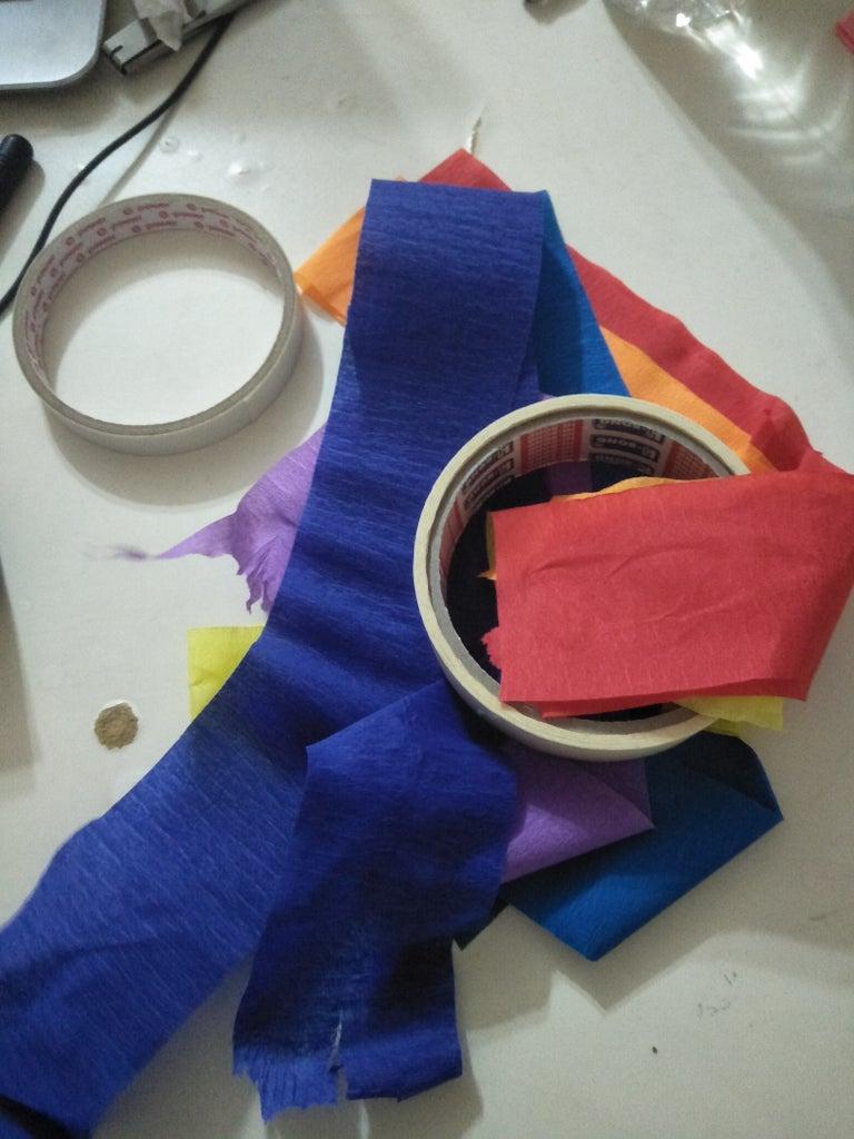 Preparing Your Colors