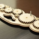 Wooden Gears Toy