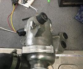 Use an Arduino to Drive a Pierburg CWA200 Car Electric Water Pump