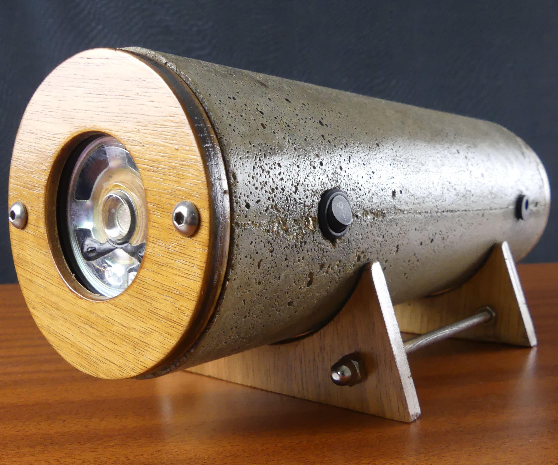 Concrete Bluetooth Speaker