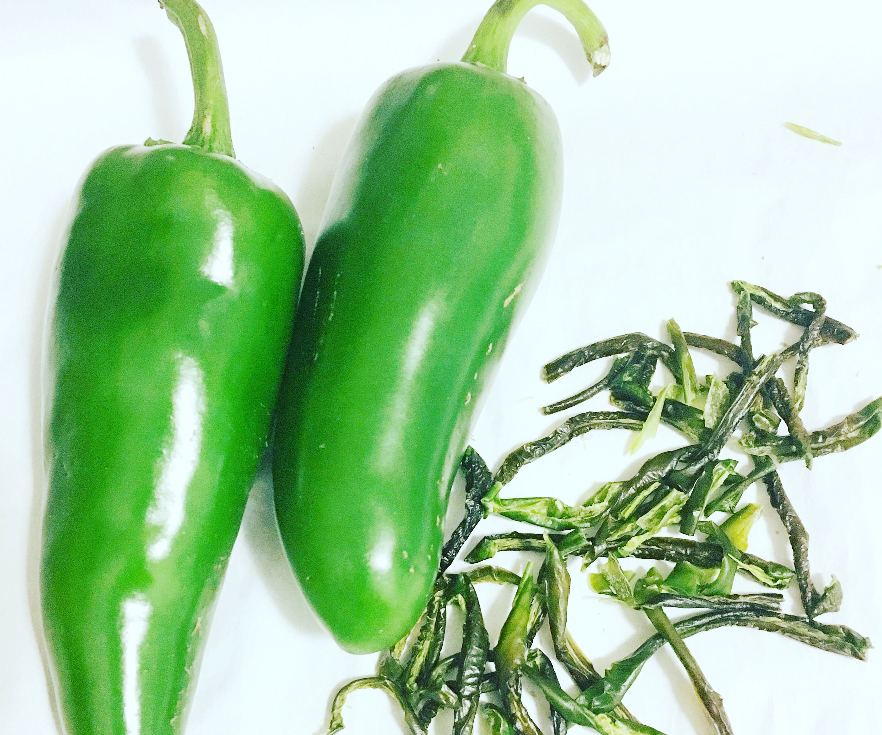 Drying Jalapenos in a Toaster Oven