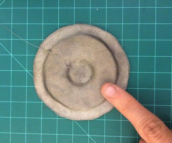 Heat-bonding Conductive Fabric